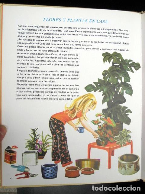 Libros de segunda mano: Enciclopedia en colores de la niña. Mirella Vitale - Foto 5 - 262942125