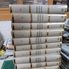 Libros de segunda mano: HISTORIA UNIVERSAL PLANETA. 12.VOL.. Lote 263012855