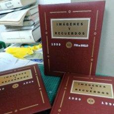 Libros de segunda mano: LOTE 3 IMÁGENES Y RECUERDOS. 1980 A 1990, 1990 A FIN DE SIGLO. CD-ROM 100 AÑOS. D. INTERNACIONAL. Lote 263022455
