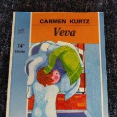Libros de segunda mano: VEVA / CARMEN KURTZ. Lote 263125640