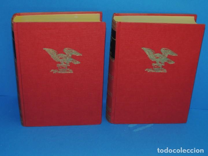 Libros de segunda mano: HISTORIA DEL PUEBLO AMERICANO.- SAMUEL ELIOT MORISON - Foto 2 - 263130135