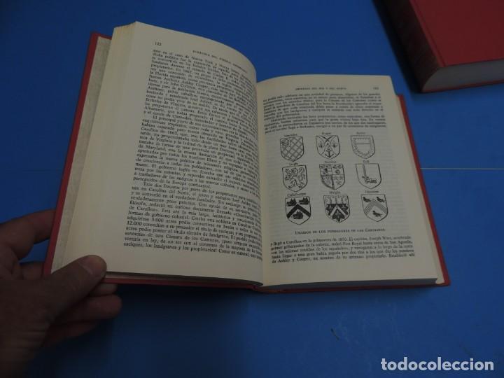 Libros de segunda mano: HISTORIA DEL PUEBLO AMERICANO.- SAMUEL ELIOT MORISON - Foto 4 - 263130135