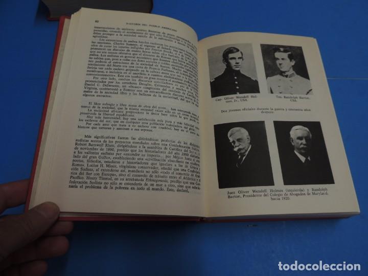 Libros de segunda mano: HISTORIA DEL PUEBLO AMERICANO.- SAMUEL ELIOT MORISON - Foto 10 - 263130135
