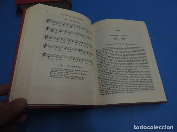 Libros de segunda mano: HISTORIA DEL PUEBLO AMERICANO.- SAMUEL ELIOT MORISON - Foto 12 - 263130135
