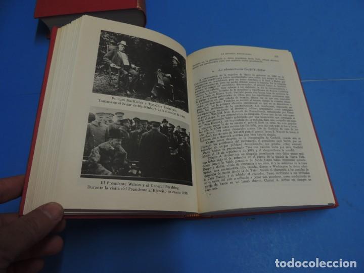 Libros de segunda mano: HISTORIA DEL PUEBLO AMERICANO.- SAMUEL ELIOT MORISON - Foto 13 - 263130135
