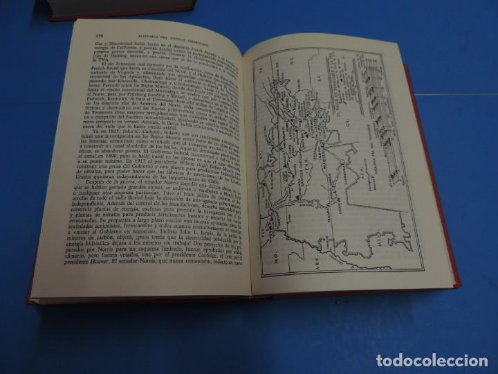 Libros de segunda mano: HISTORIA DEL PUEBLO AMERICANO.- SAMUEL ELIOT MORISON - Foto 16 - 263130135