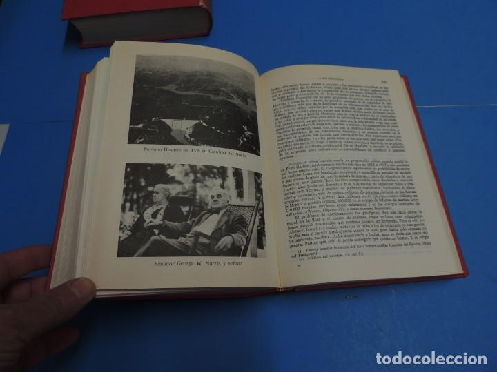 Libros de segunda mano: HISTORIA DEL PUEBLO AMERICANO.- SAMUEL ELIOT MORISON - Foto 17 - 263130135