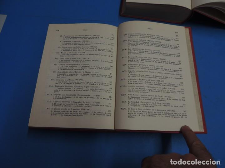 Libros de segunda mano: HISTORIA DEL PUEBLO AMERICANO.- SAMUEL ELIOT MORISON - Foto 20 - 263130135