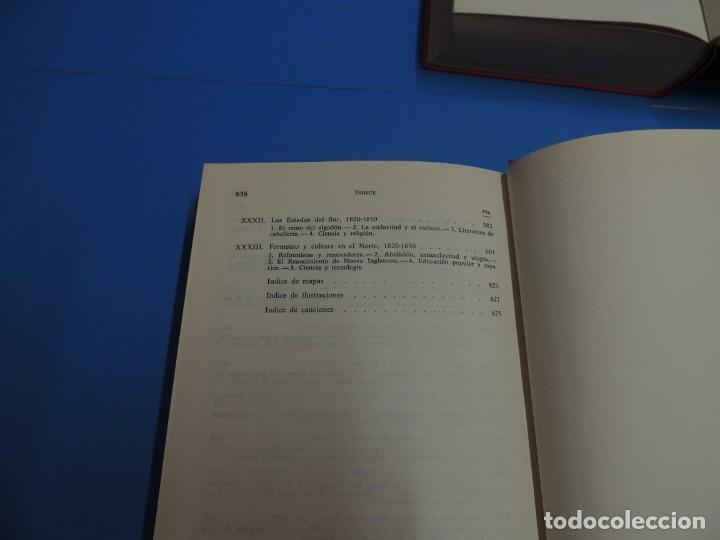 Libros de segunda mano: HISTORIA DEL PUEBLO AMERICANO.- SAMUEL ELIOT MORISON - Foto 21 - 263130135