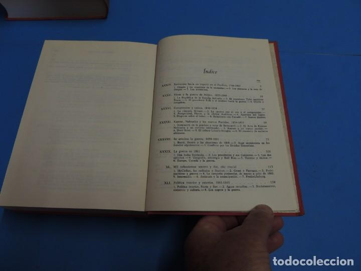 Libros de segunda mano: HISTORIA DEL PUEBLO AMERICANO.- SAMUEL ELIOT MORISON - Foto 22 - 263130135