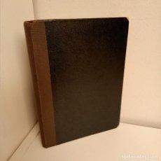 Libros de segunda mano: OCEANOGRAFIA, I PARTE, F. CONDEMINAS MASCARO, OCEANOGRAFIA / OCEANOGRAPHY, 1952. Lote 263144510
