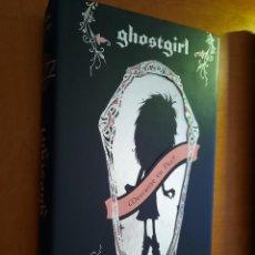 Libros de segunda mano: GHOSTGIRL. ¿DESCANSE EN PAZ?. TONYA HURLEY. TAPA DURA. BUEN ESTADO.. Lote 263154555
