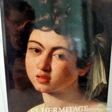 Libros de segunda mano: EL HERMITAGE EN EL PRADO, ARTE / ART, SVIATOSLAV SAVVATEV, 2011. Lote 263156725