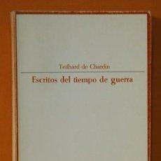 Libros de segunda mano: ESCRITOS DEL TIEMPO DE GUERRA (1916-1919) - MADRID, TAURUS, EDICIONES. 1967. Lote 263161050