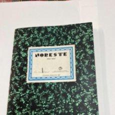 Libros de segunda mano: NORESTE 1932-1935. TORRE NUEVA EDITORIAL. 1981.. Lote 263182380