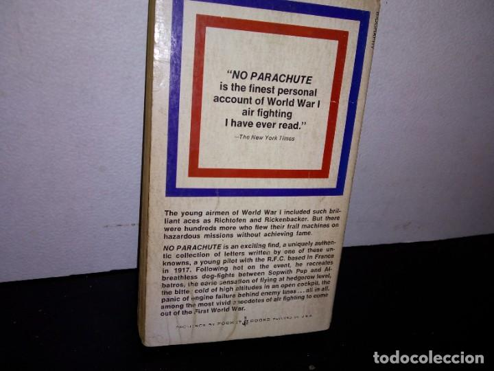 Libros de segunda mano: 7- Idioma inglés - No parachute, un piloto de combate en la Primera Guerra Mundal - Arthur Gould Lee - Foto 3 - 263219300