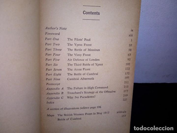 Libros de segunda mano: 7- Idioma inglés - No parachute, un piloto de combate en la Primera Guerra Mundal - Arthur Gould Lee - Foto 5 - 263219300