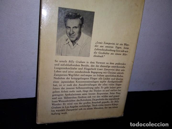 Libros de segunda mano: 7- Alemán - Den Teufel auf den Fersen - Louis Zamperini - Foto 3 - 263219365