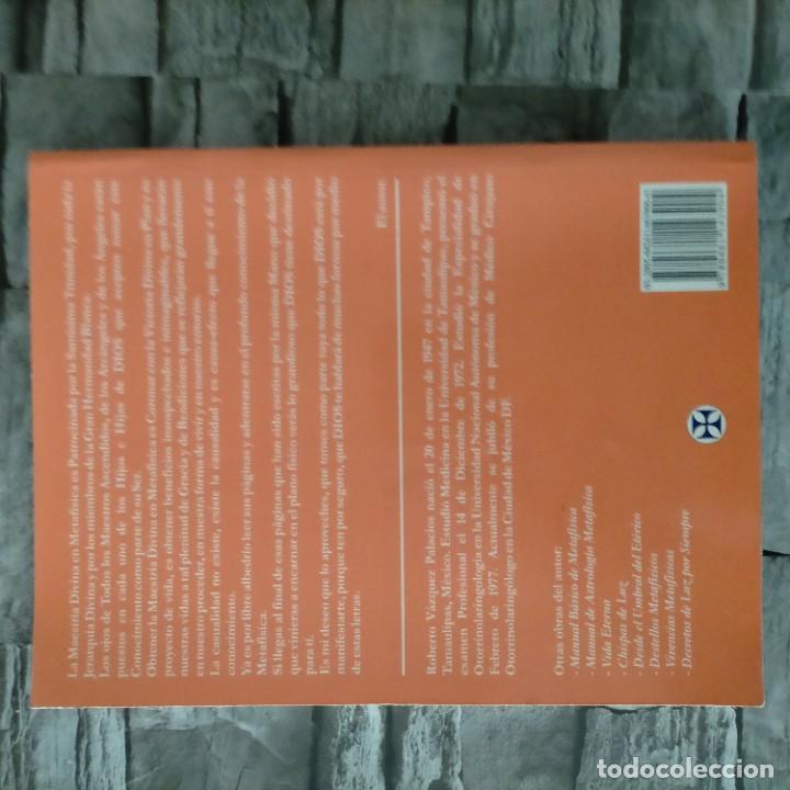 Libros de segunda mano: MAESTRIA DIVINA EN METAFISICA ROBERTO VAQUEZ PALACIOS IMPRESO EN URUGUAY - Foto 2 - 263245740