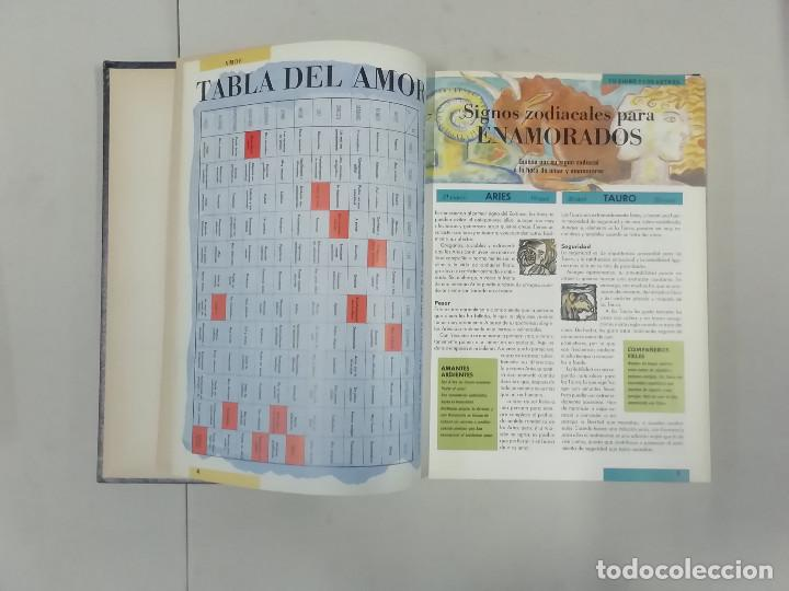 Libros de segunda mano: ZODIACO : TAROT QUIROMANCIA ARTES ADIVINATORIAS - EN TRES VOLÚMENES - 1990 - PLANETA DE AGOSTINI - Foto 3 - 263286645