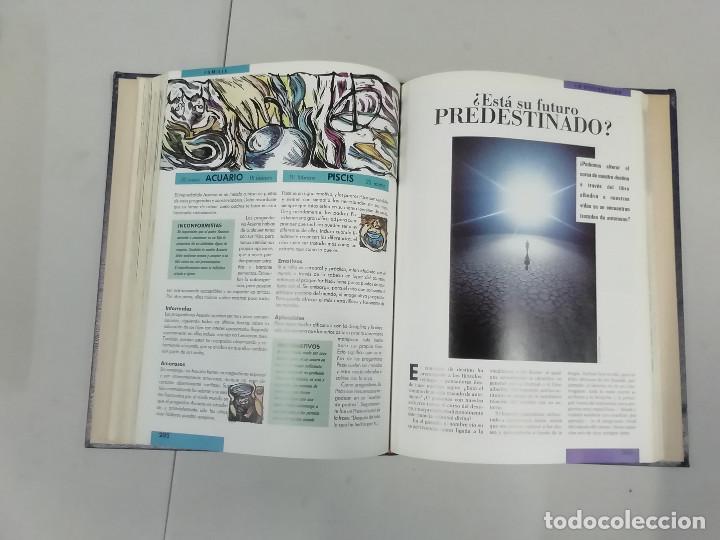 Libros de segunda mano: ZODIACO : TAROT QUIROMANCIA ARTES ADIVINATORIAS - EN TRES VOLÚMENES - 1990 - PLANETA DE AGOSTINI - Foto 6 - 263286645