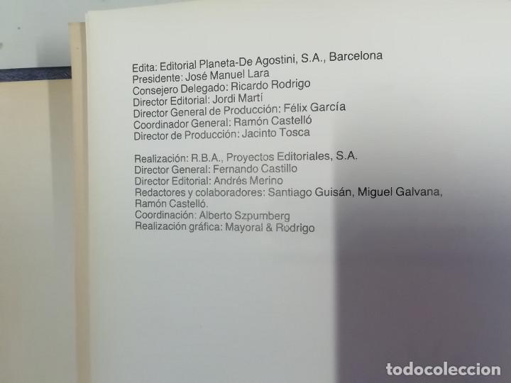 Libros de segunda mano: ZODIACO : TAROT QUIROMANCIA ARTES ADIVINATORIAS - EN TRES VOLÚMENES - 1990 - PLANETA DE AGOSTINI - Foto 9 - 263286645