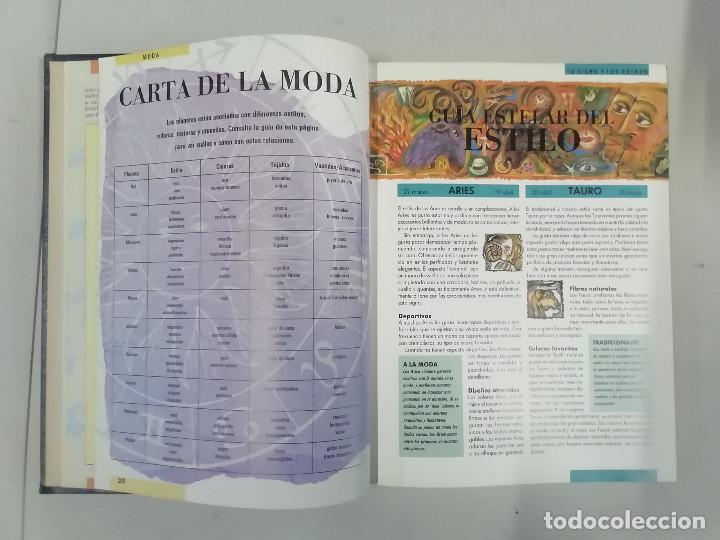 Libros de segunda mano: ZODIACO : TAROT QUIROMANCIA ARTES ADIVINATORIAS - EN TRES VOLÚMENES - 1990 - PLANETA DE AGOSTINI - Foto 14 - 263286645