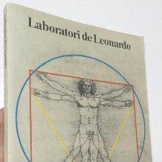 Libros de segunda mano: LABORATORI DE LEONARDO. Lote 263451810
