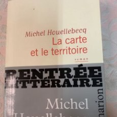 Libros de segunda mano: MICHELL HOUELLEBECQ. Lote 263557950