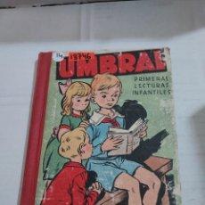 Libros de segunda mano: 18746 - PRIMERAS LECTURAS INFANTILES - POR SANCHEZ RODRIGO - ED. SANCHEZ RODRIGO - AÑO 1961. Lote 263625750