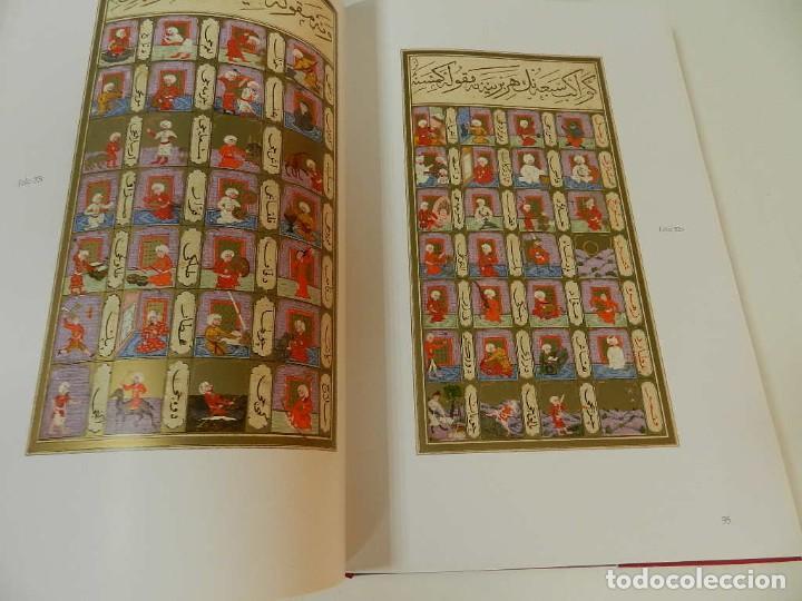 Libros de segunda mano: FACSIMIL FACSIMILE LIBRO DE LA FELICIDAD LIVRE DES AUGURES M MOLEIRO y libro estudios - Foto 16 - 263536590