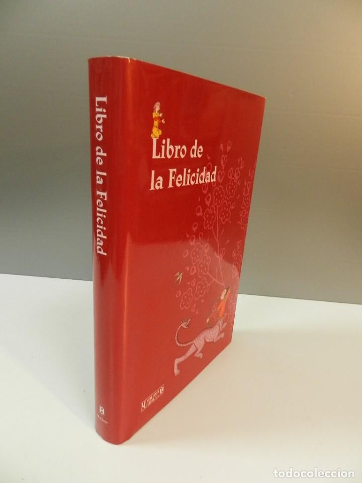 Libros de segunda mano: FACSIMIL FACSIMILE LIBRO DE LA FELICIDAD LIVRE DES AUGURES M MOLEIRO y libro estudios - Foto 12 - 263536590