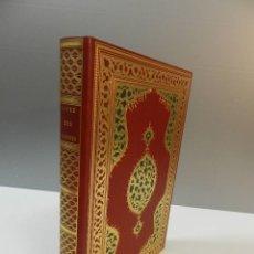Libros de segunda mano: FACSIMIL FACSIMILE LIBRO DE LA FELICIDAD LIVRE DES AUGURES M MOLEIRO Y LIBRO ESTUDIOS. Lote 263536590