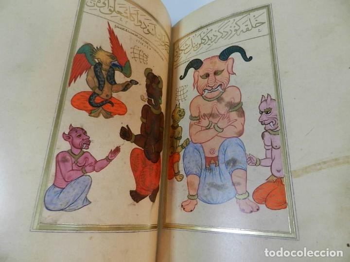 Libros de segunda mano: FACSIMIL FACSIMILE LIBRO DE LA FELICIDAD LIVRE DES AUGURES M MOLEIRO y libro estudios - Foto 9 - 263536590