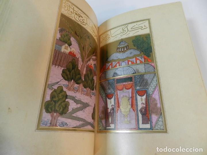 Libros de segunda mano: FACSIMIL FACSIMILE LIBRO DE LA FELICIDAD LIVRE DES AUGURES M MOLEIRO y libro estudios - Foto 11 - 263536590