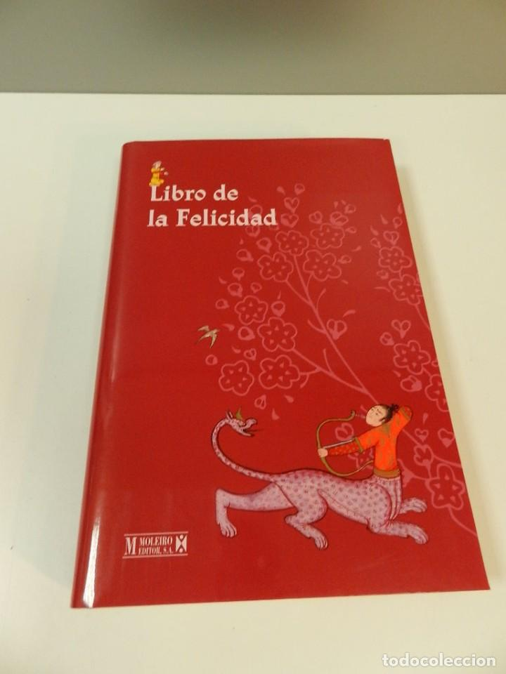 Libros de segunda mano: FACSIMIL FACSIMILE LIBRO DE LA FELICIDAD LIVRE DES AUGURES M MOLEIRO y libro estudios - Foto 13 - 263536590