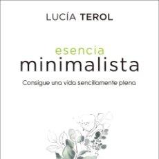 Libros de segunda mano: ESENCIA MINIMALISTA. Lote 263655845