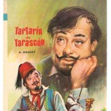 Libros de segunda mano: TARTARÍN DE TARASCÓN. A. DAUDET. COLECCIÓN AMABLE Nº 20. EDT. VASCO AMERICANA (EVA).(Z/14). Lote 263688475