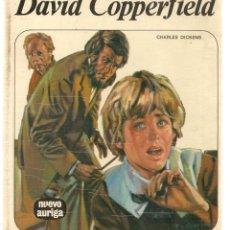 Libros de segunda mano: DAVID COPPERFIELD. CH. DICKENS. NUEVO AURIGA. Nº 74. EDC. AFHA. 4ª EDC. MARZO 1974. (Z/14). Lote 263689375