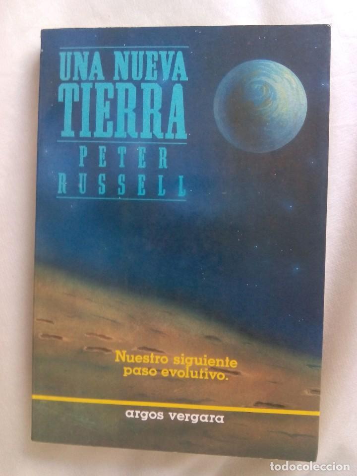 UNA NUEVA TIERRA / PETER RUSSELL (Libros de Segunda Mano - Parapsicología y Esoterismo - Otros)