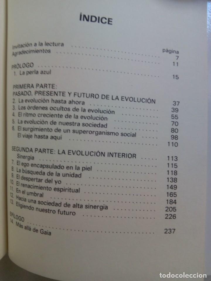 Libros de segunda mano: UNA NUEVA TIERRA / PETER RUSSELL - Foto 6 - 263703130