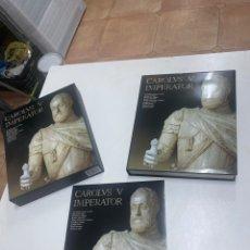 Libros de segunda mano: CAROLVS V IMPERATOR. Lote 263703225