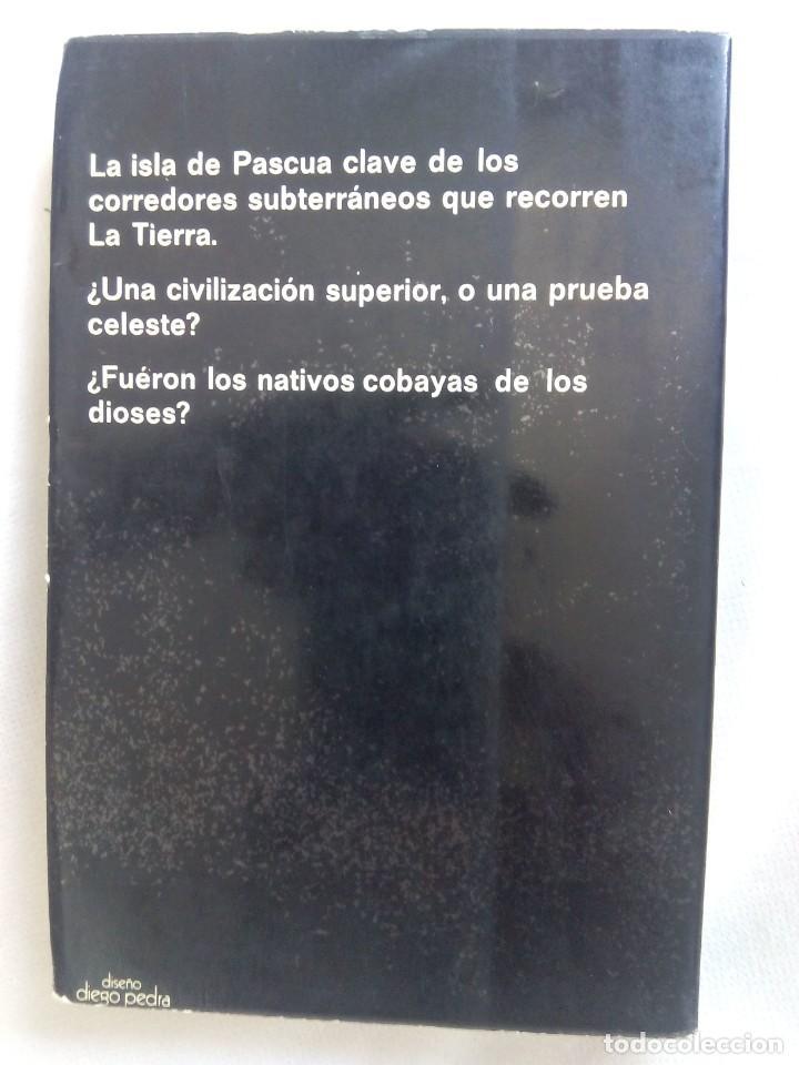 Libros de segunda mano: LA VERDAD SOBRE LA ISLA DE PASCUA / MAURICE Y PAULETTE DERIBERE - Foto 2 - 263704530