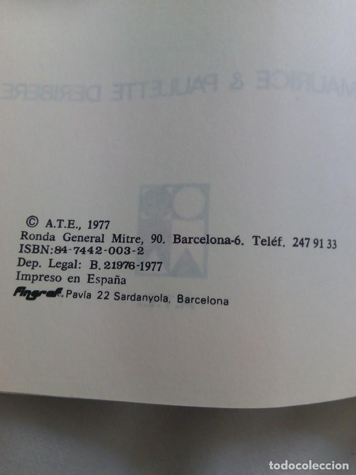 Libros de segunda mano: LA VERDAD SOBRE LA ISLA DE PASCUA / MAURICE Y PAULETTE DERIBERE - Foto 5 - 263704530