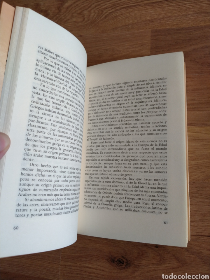 Libros de segunda mano: Sobre el esoterismo islámico y el taoísmo. René Guénon. - Foto 4 - 263711475