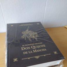 Libros de segunda mano: DON QUIJOTE, 2 TOMOS, PRECINTADOS.. Lote 263712210