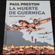 Libros de segunda mano: LA MUERTE DE GUERNICA (VERSIÓN GRÁFICA). Lote 263717240