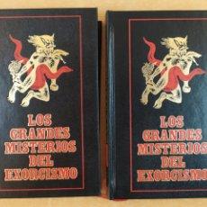 "Livros em segunda mão: LOS GRANDES MISTERIOS DEL EXORCISMO ""EXORCISMO - SATANISMO""- / MANUEL A. PENELLA / 1977. Lote 263733775"