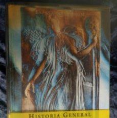 Libros de segunda mano: HISTORIA GENERAL DE LAS DROGAS - ANTONIO ESCOHOTADO - TAPA DURA. Lote 264188368