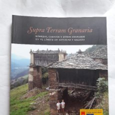 Livros em segunda mão: SUPRA TERRAM GRANARIA,FERNÁNDEZ-CATUXO GARCÍA, JAVIER.TAPA BLANDA CON SOLAPAS. Lote 264324428